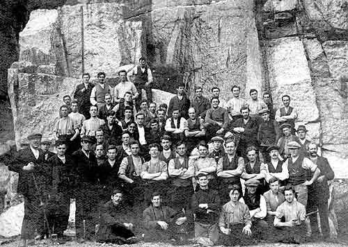 Dartmoor Prisoners