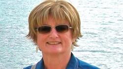 Janet Allsebrook. Photo of artist