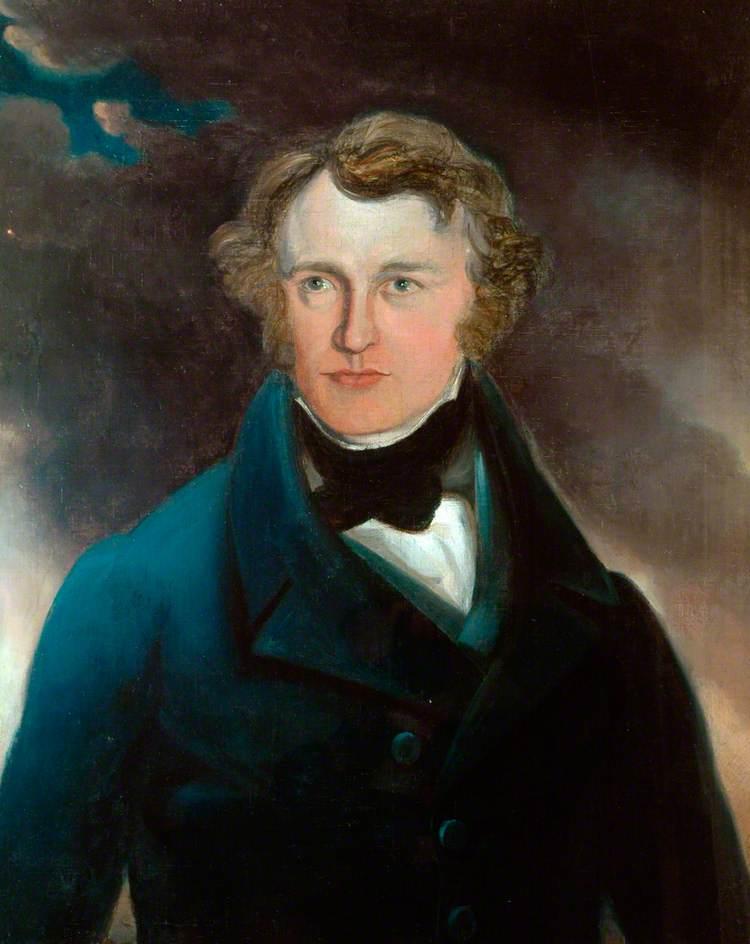 Bronte, Patrick Branwell; John Brown (1804-1855); Bronte Parsonage Museum; http://www.artuk.org/artworks/john-brown-18041855-20981