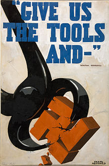 NEWBOULD, Frank wartime poster