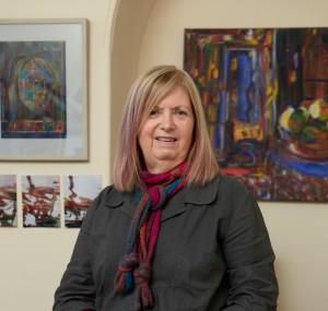 Linda Harrison. Photo of artist.