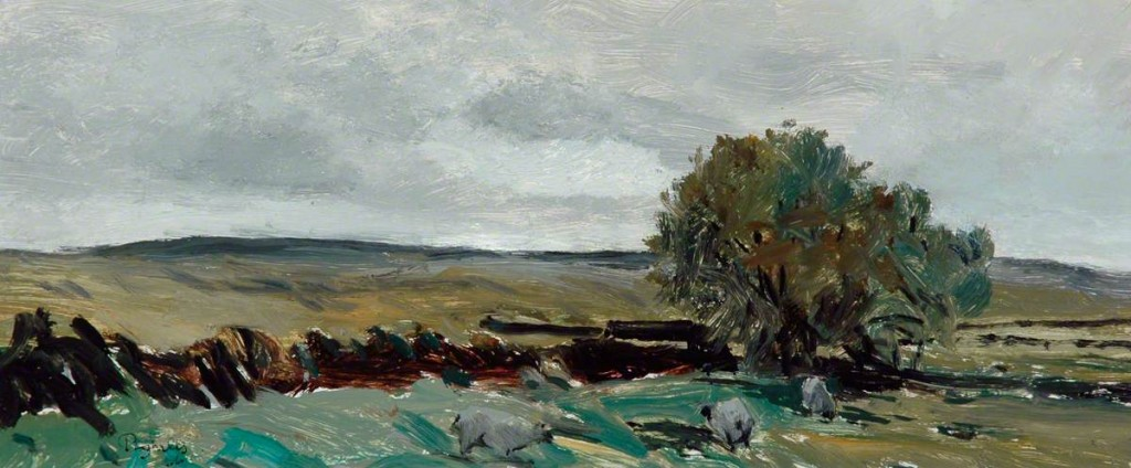 Pighills, Joseph; Fieldside, Haworth Moor; Bradford Museums and Galleries; http://www.artuk.org/artworks/fieldside-haworth-moor-23162