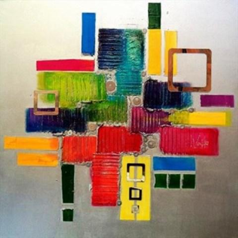 VALLO, Lisa. Colour in Motion.