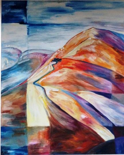 JENNER, Julie Landscape 2