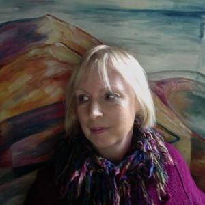 JENNER, Julie. Photo of artist