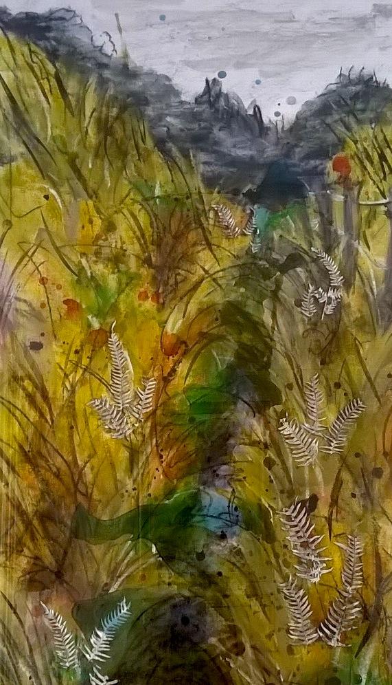 Sonje Hibbert, landscape