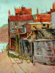 Brook, Peter; Staithes; Bradford Museums and Galleries; http://www.artuk.org/artworks/staithes-23634