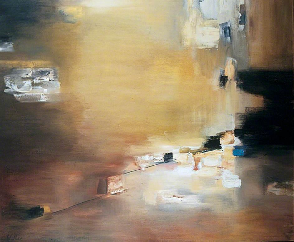 Last, Marie Walker; Space Drift; The Stanley & Audrey Burton Gallery, University of Leeds; http://www.artuk.org/artworks/space-drift-39140