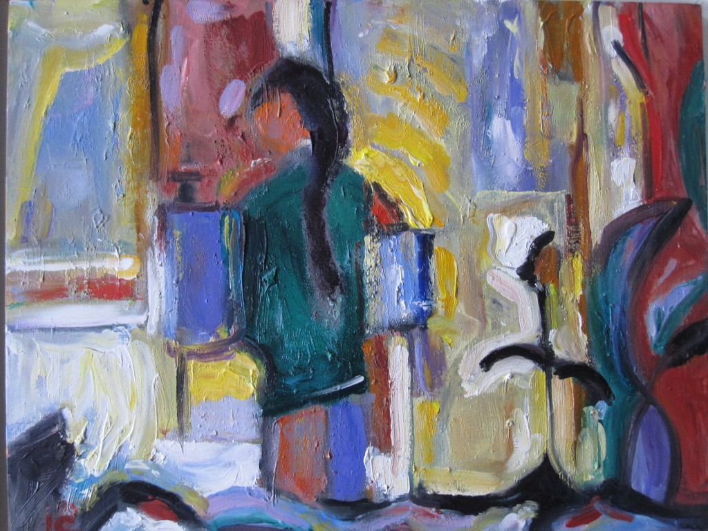 Linda Harrison. Image 1