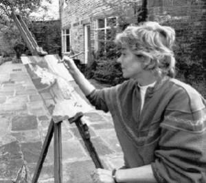 ATKINSON, Sue. Photo of artist