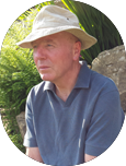 BOWDEN, George. Photo of artist