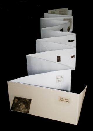 BLOUNT-SHAH, Caro. Artists Book
