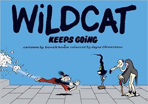 ROOUM, Donald. Wildcat