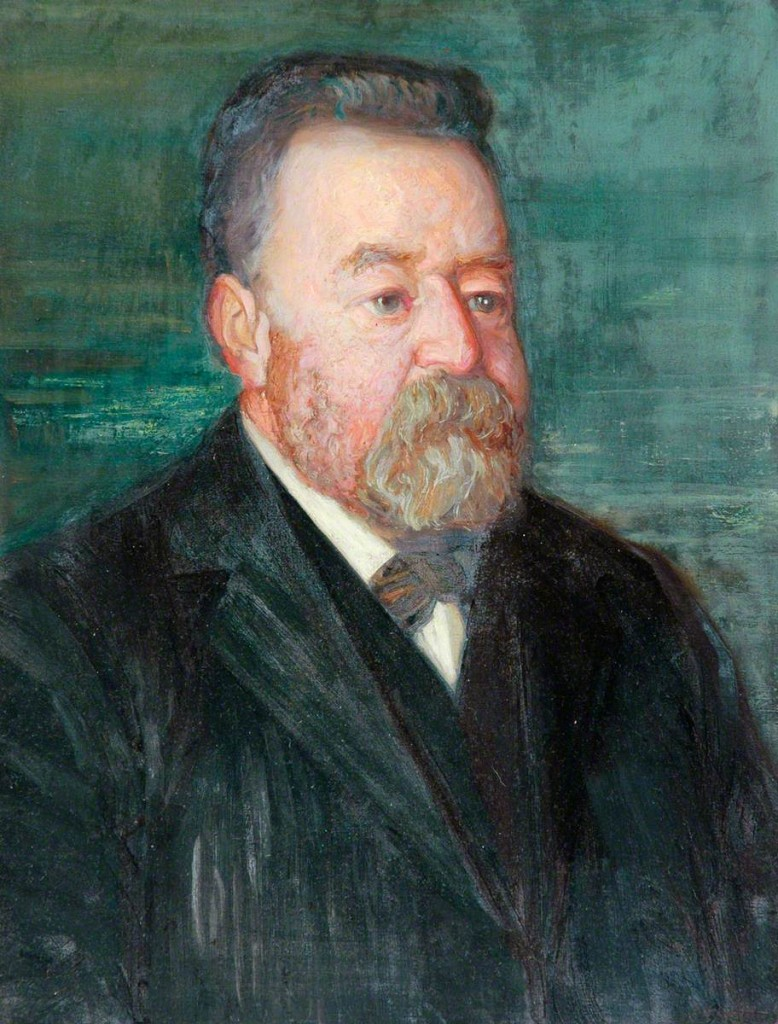 Bradshaw, Frank; Portrait of a Man; Bradford Museums and Galleries; http://www.artuk.org/artworks/portrait-of-a-man-23429