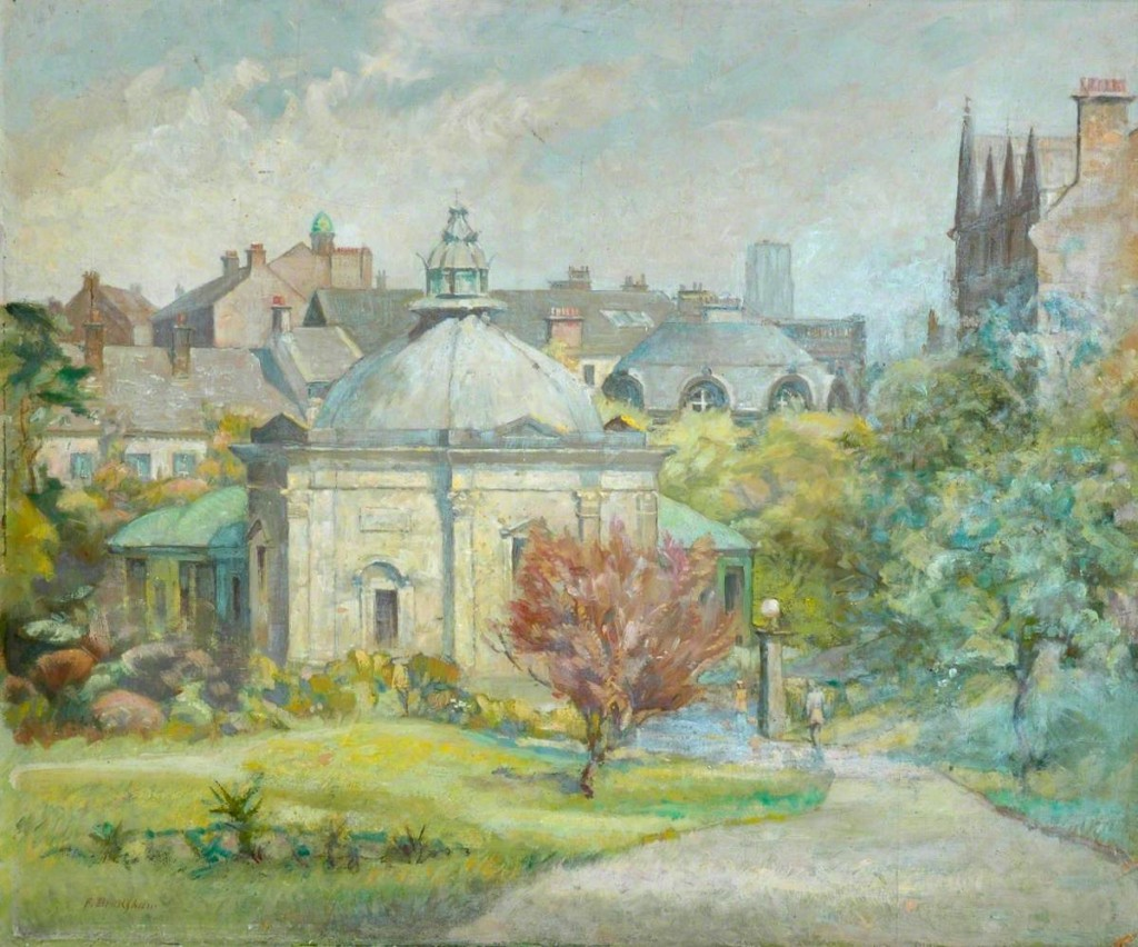 Bradshaw, Frank; View of Oxford; Bradford Museums and Galleries; http://www.artuk.org/artworks/view-of-oxford-22836